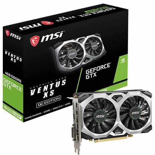 MSI 지포스 GTX 1650 SUPER 벤투스 S OC D6 4GB_이미지