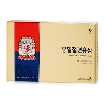 정관장 봉밀절편홍삼 20g 6포 (1개)