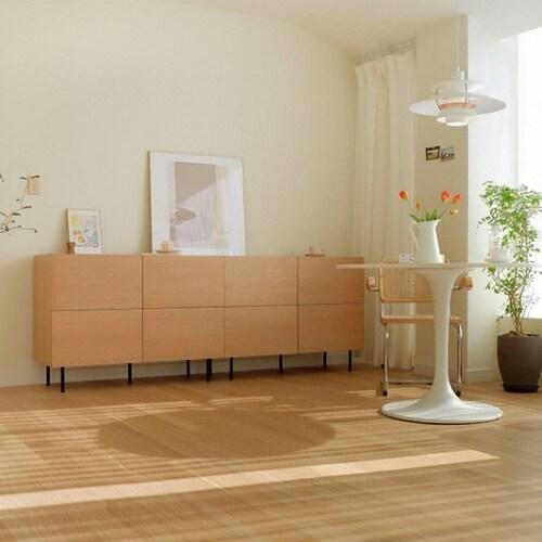 나이믹  샌즈 사이드보드 높은 거실장세트 2200_이미지