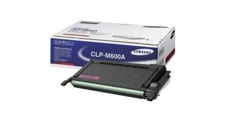 삼성전자  정품 CLP-M600A 빨강 (2개)_이미지