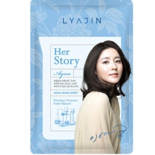 강남샵 리아진 그녀의 이야기 마스크 (10매)_이미지