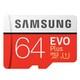 삼성전자 micro SD EVO Plus 2020 (64GB+어댑터)_이미지