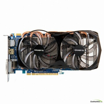 GIGABYTE  지포스 GTX660 UD2 OC D5 2GB WINDFORCE 2X (중고)