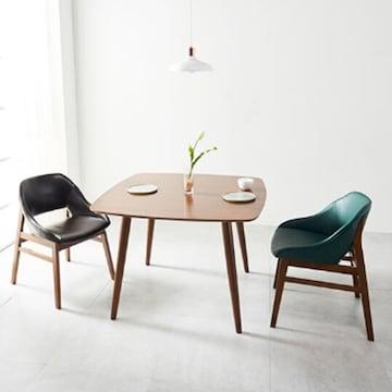 가구데코 모니카 식탁세트 (의자2개)_이미지