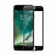 비스비  아이폰8 플러스 4D 케이스핏 풀커버 강화유리 보호필름 (액정 1매)_이미지
