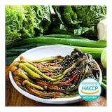 자연식품 자연배기 숙성 갓김치 2kg (1개)