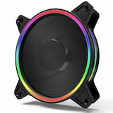 3RSYS LX FAN RGB (BLACK)