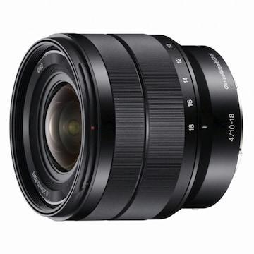 SONY 알파 E 10-18mm F4 OSS