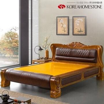 코리아홈스톤 8100 클래식 침대 Q(흙)