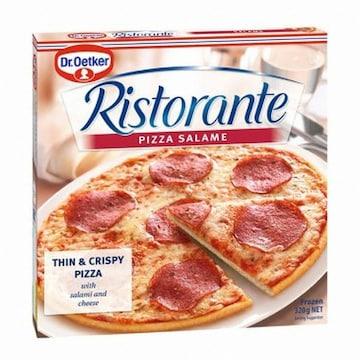 닥터오트커 리스토란테 살라미 피자 320g