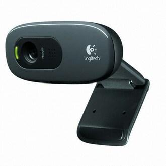 로지텍 HD WebCam C270 (해외구매)_이미지