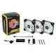 CORSAIR HD120 RGB (3PACK/Controller) 4EA