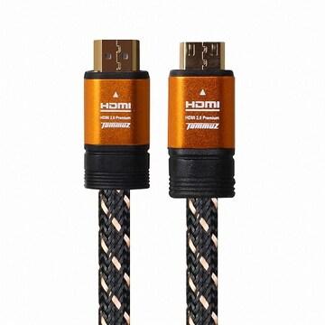 타무즈 HDMI 2.0 프리미엄 골드(1m)