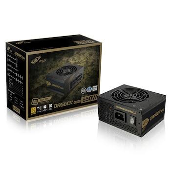 FSP DAGGER PRO 650W GOLD Full Modular