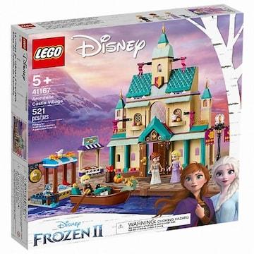 레고 디즈니 겨울왕국2 아렌델 성의 마을 (41167)(정품)