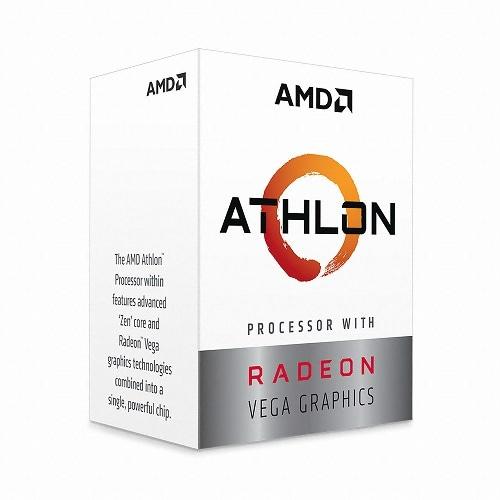 AMD 애슬론 3000G (레이븐 릿지) (정품)_이미지