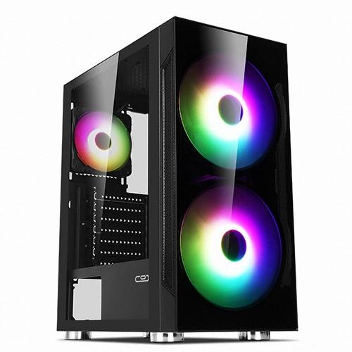 COX A6 미스틱 강화유리 스펙트럼 RGB_이미지