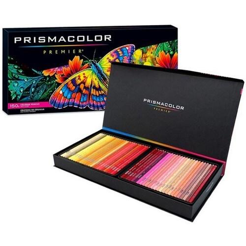 샌포드 프리즈마 유성 색연필 (150색)