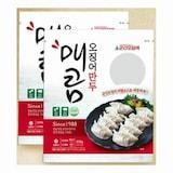 엄지식품  매콤 오징어 만두 300g (1개)_이미지