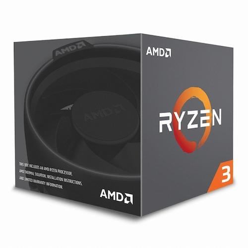 AMD 라이젠3-1세대 1200 (서밋 릿지) (정품)_이미지