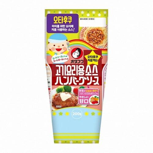 오타후쿠 처음먹는 고기요리용소스 200g (1개)_이미지