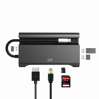 마이크로닉스 OT-709 (8포트/USB 3.0 Type C)_이미지