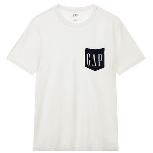 GAP  패션 로고 티셔츠 5118326046_이미지