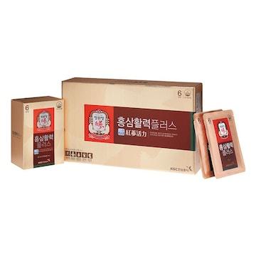 정관장 홍삼활력 플러스 40ml 30포 (1개)