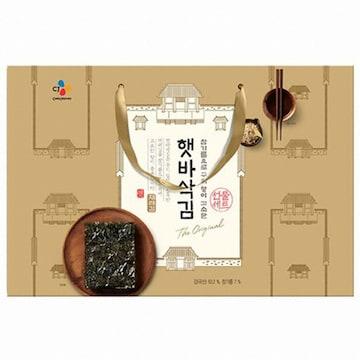 CJ제일제당 백설 햇바삭김 5호(1개)