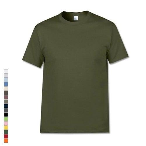 제이제이옴므 JJHOMME 클래식 컬러 무지 반팔 티셔츠 J182GN1ST760_이미지