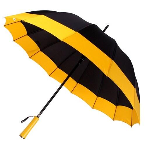 바니브라운 비오니 14K 투톤보다 자동 장우산_이미지