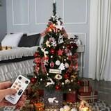 [X-mas] 모나코레드 크리스마스트리 130cm