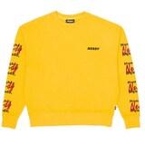 널디 Glitter Print Sweatshirt PNES19KT0405