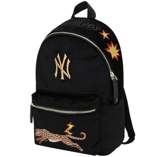 MLB  뉴욕 양키스 블랙팬서 스몰 백팩 32BG13841-50L_이미지