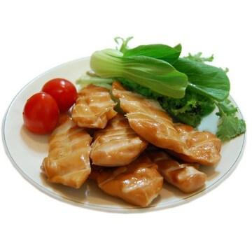 세진산업  특허받은 훈제 닭가슴살 200g (50개)