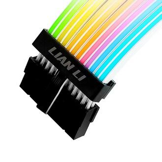 리안리 STRIMER PLUS RGB 24핀 케이블 (0.2m)_이미지