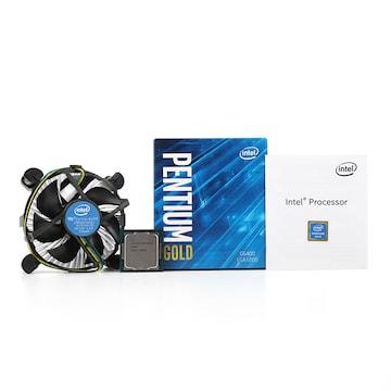 인텔 펜티엄 골드 G6400 (코멧레이크S)(정품)