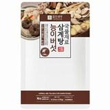 합천생약가공영농조합법인 산그리메 능이버섯 삼계탕 국물재료 120g (1개)