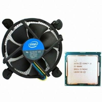 인텔 코어i5-9세대 9600K (커피레이크-R) (벌크 + 쿨러)_이미지
