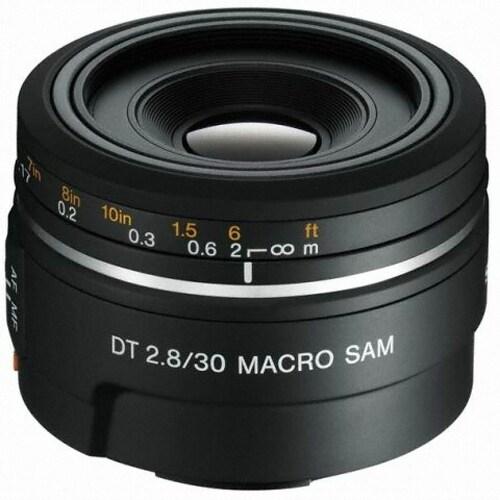 SONY 알파 DT 30mm F2.8 MACRO SAM (정품)_이미지