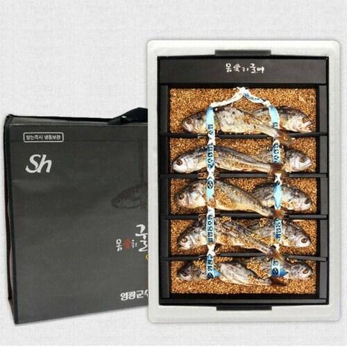 영광군수협  영광 보리굴비 특대오가 4호 1.4kg (1개)_이미지