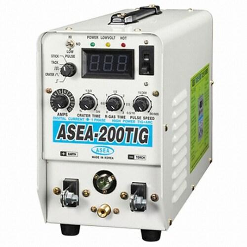 아세아  인버터 알곤 용접기 ASEA-200TIG (본품)_이미지