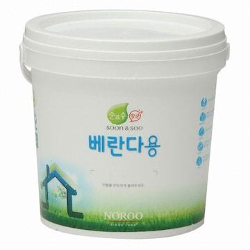 노루페인트 순앤수 베란다용 항균페인트(2L)