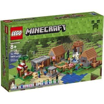 레고 마인크래프트 더 빌리지 (21128)