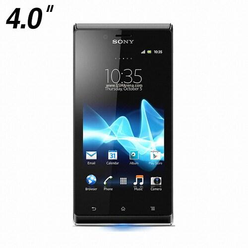 SONY 엑스페리아 J 4GB, 공기계 (해외구매)_이미지