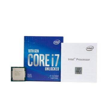 인텔 코어i7-10세대 10700KF (코멧레이크S)