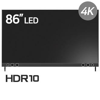 더함 우버 U863UHD IPS SMART SOUNDBAR HDR 2020 (스탠드)_이미지