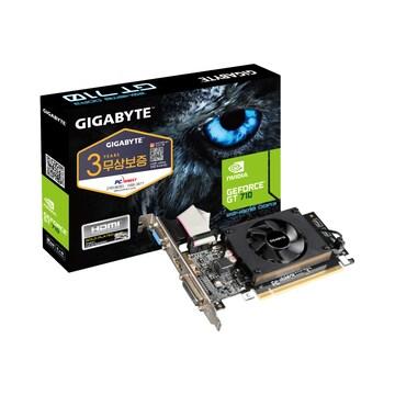 GIGABYTE 지포스 GT710 UD2 D3 2GB 미니미 피씨디렉트