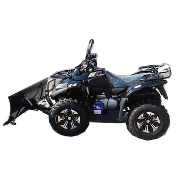 4WD 제설장비 세트