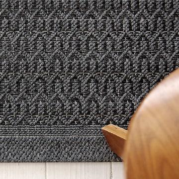 더얀 소울 벨기에산 사이잘룩 러그(232x330cm)